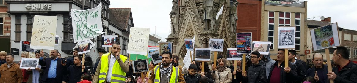 Leicester Kurdish Solidarity Campaign